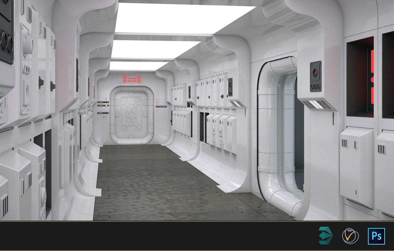 Star Wars Rebel Spacefighter